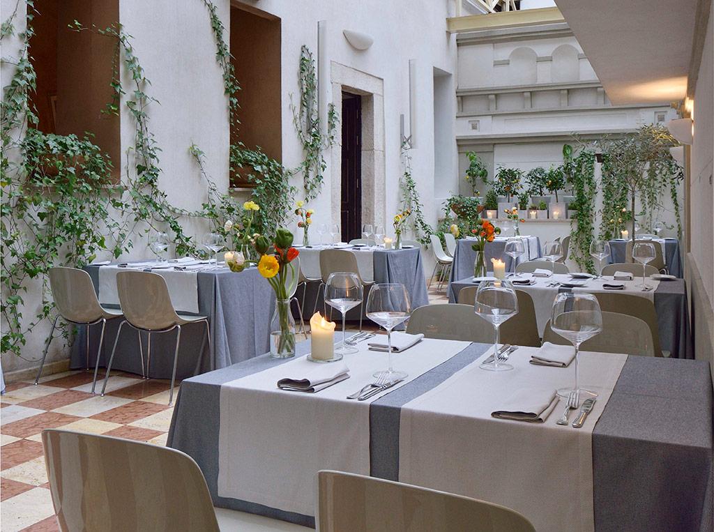 Pięciogwiazdkowy Hotel Monopol Katowice - restauracja monopol