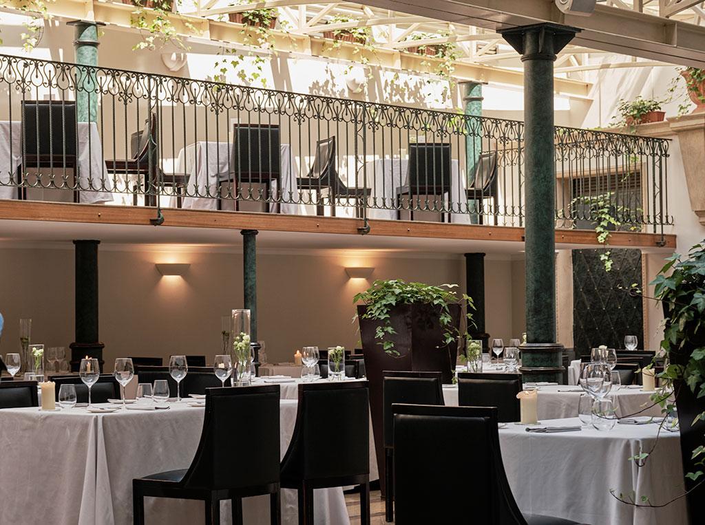 Pięciogwiazdkowy Hotel Monopol Katowice - restauracja cristallo