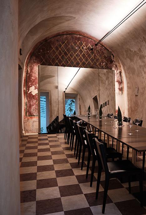 Pięciogwiazdkowy Hotel Pod Różą - Chef Room