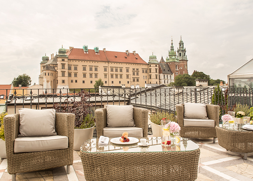 Pięciogwiazdkowy Hotel Warszawa - restauracja copernicus