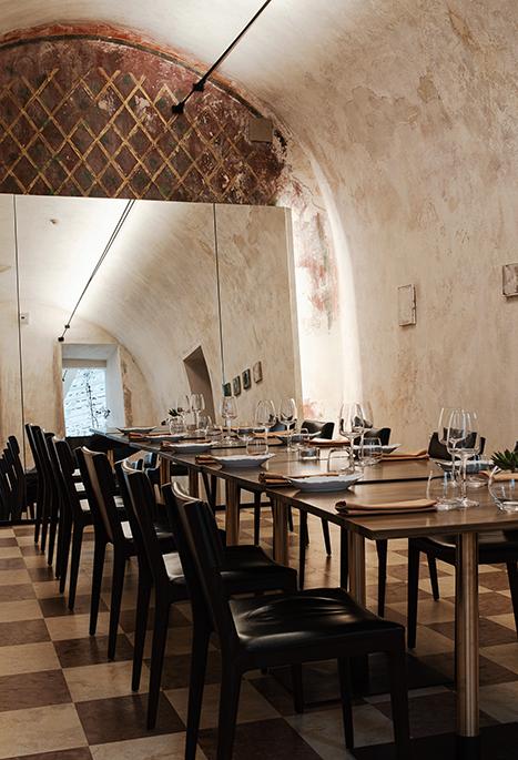 Pięciogwiazdkowy Hotel Warszawa - restauracja acquario