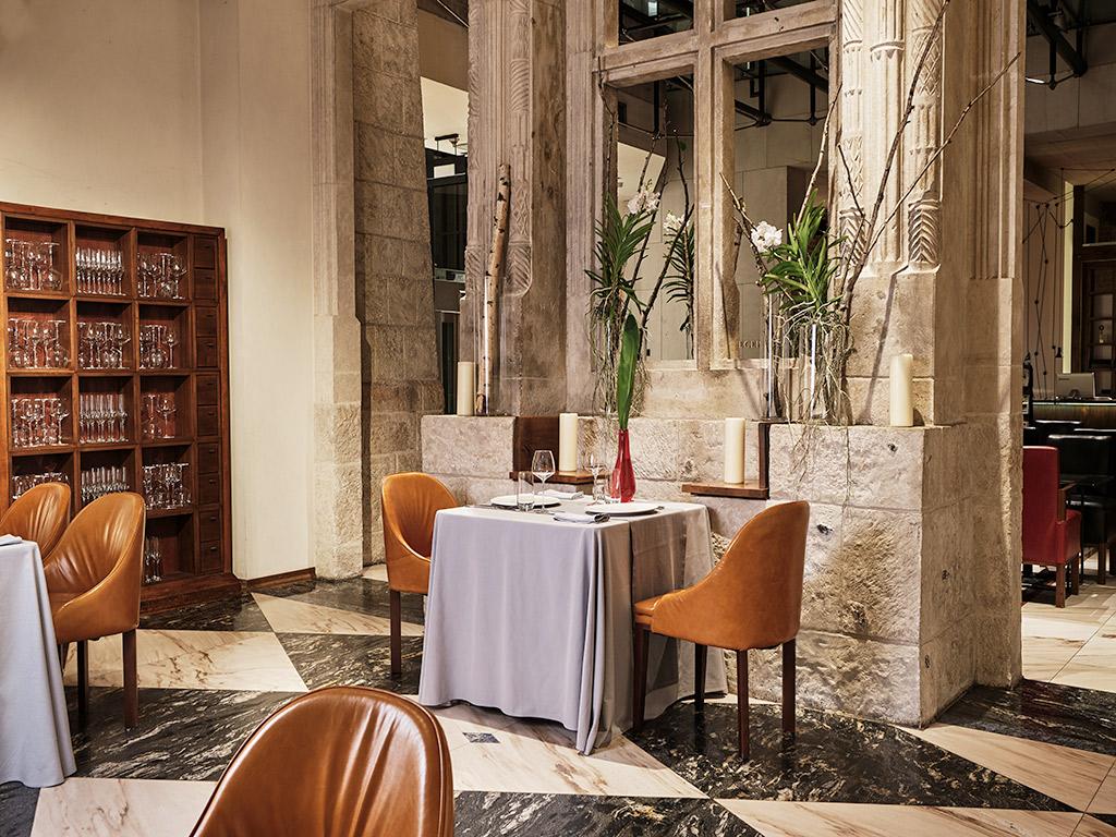 Pięciogwiazdkowy Hotel Warszawa - restauracja 3 rybki