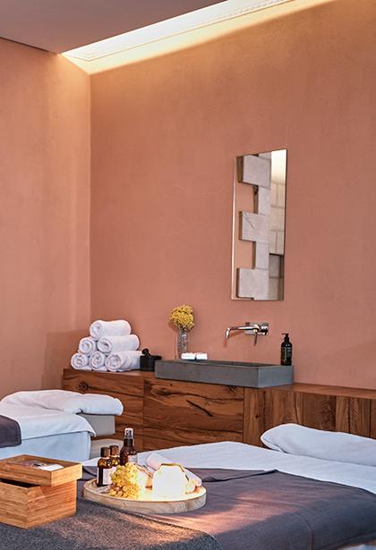 pięciogwiazdkowy hotel copernicus - Spa by L'Occitane